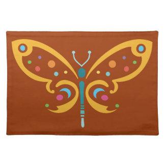 Härlig fjäril bordstablett