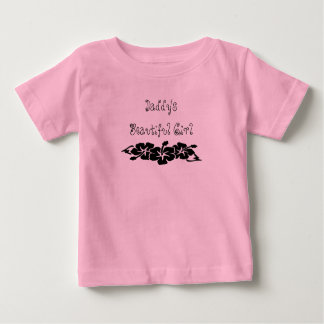 Härlig flicka för pappor tshirts