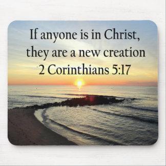 HÄRLIG FÖR CORINTHIANS5:17 FÖR SOLUPPGÅNG 2 DESIGN MUSMATTA