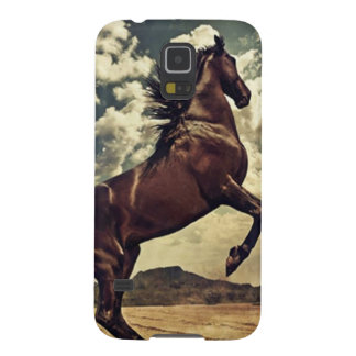 Härlig häst galaxy s5 fodral