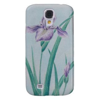 Härlig Iris Galaxy S4 Fodral