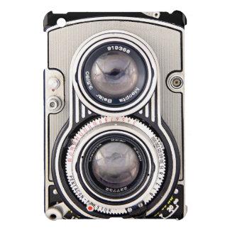 Härlig kamera för vintage iPad mini fodral