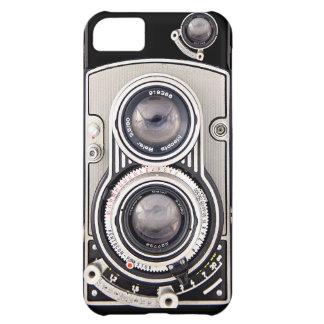 Härlig kamera för vintage iPhone 5C fodral