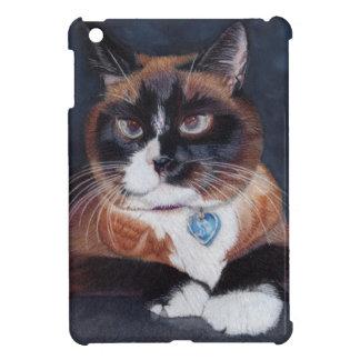 Härlig katt iPad mini mobil skal