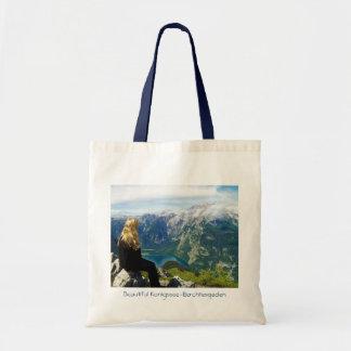 Härlig Konigssee (kung sjön) Tyskland Tote Bags