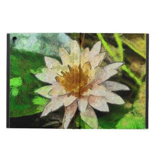 Härlig lotusblommablomma fodral för iPad air