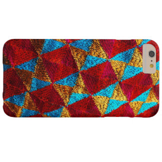 Härlig phulkari broderad iphone case barely there iPhone 6 plus fodral