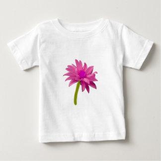 Härlig rosablomma t shirts