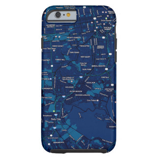 Härlig San Francisco iphone case Tough iPhone 6 Case
