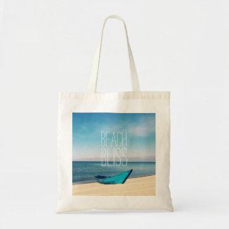 Härlig strandsalighet budget tygkasse