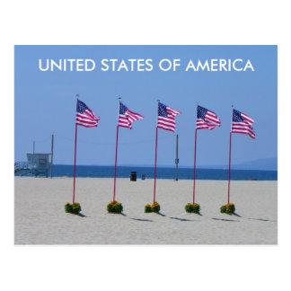Härlig USA vykort! Vykort