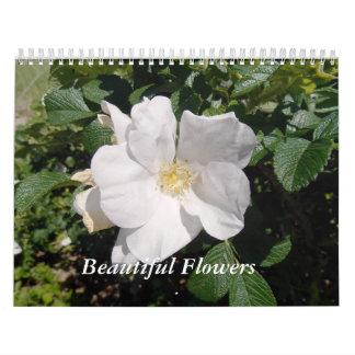 Härliga blommor kalender
