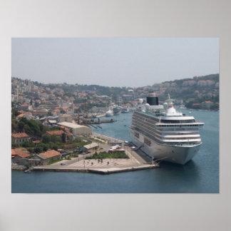Härliga Dubrovnik Poster