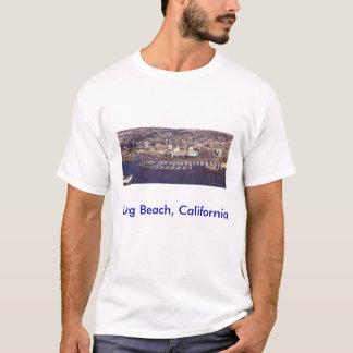 Härliga Long Beach, Long Beach, Kalifornien Tee Shirt