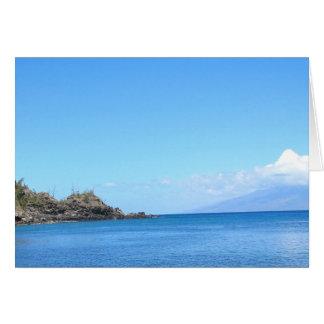 Härliga Maui Hälsningskort