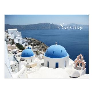 Härliga Santorini Grekland Vykort