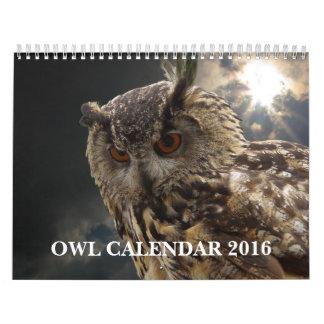Härliga ugglabilder och bilder 2016 kalender