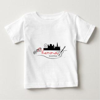 Härliga Wien, Österrike T-shirt
