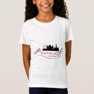 Härliga Wien, Österrike Tee Shirt