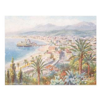 Härligt beskåda av trevliga frankriken vykort