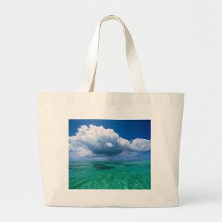 Härligt hav Naturescape Tote Bag