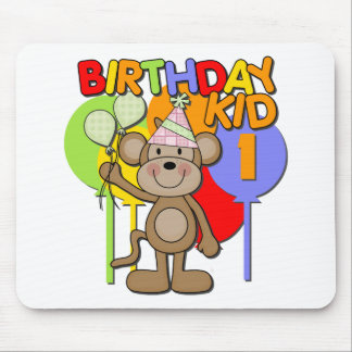 Härma den 1st födelsedagen musmattor