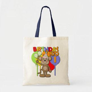 Härma den 1st födelsedagen tote bags