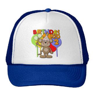 Härma den 2nd födelsedagen keps