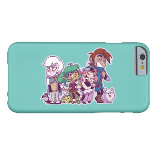 HarpyGee vänner och husdjur! Barely There iPhone 6 Skal