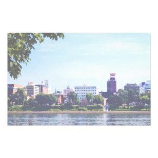 Harrisburg PA-horisont Brevpapper