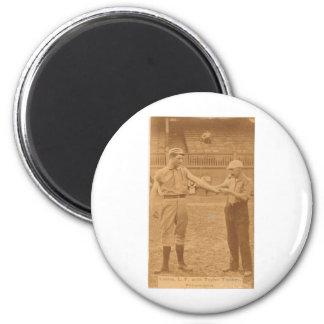 Harry 1887 Lyons och Billy Taylor Magnet