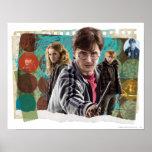 Harry, Hermione och Ron 1 Poster