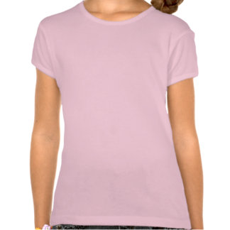 Harry & Hollisters ung flickalogotyp T - rosa Tee