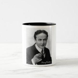 Harry Houdini mugg
