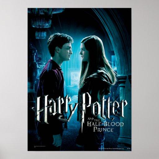 Harry och Ginny 1 Print