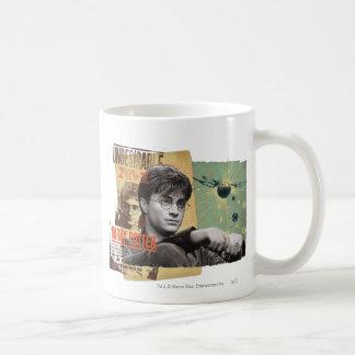 Harry Potter 13 Vit Mugg