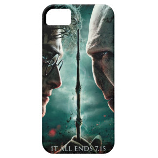 Harry Potter 7 del 2 - Harry vs. Voldemort iPhone 5 Fodral