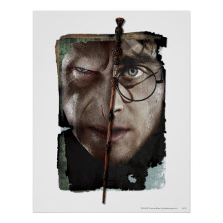 Harry Potter Collage 10 Affischer