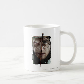Harry Potter Collage 10 Kaffemugg