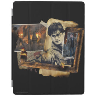 Harry Potter Collage 7 iPad Skydd