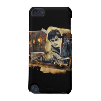 Harry Potter Collage 7 iPod Touch 5G Fodral