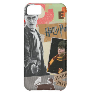 Harry Potter därefter och nu iPhone 5C Fodral