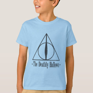 Harry Potter | det Deathly Hallows emblemen Tröjor