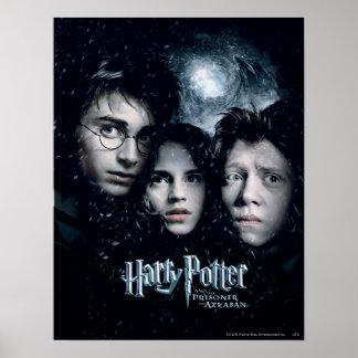 Harry Potter filmaffisch Affisch