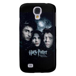 Harry Potter filmaffisch Galaxy S4 Fodral