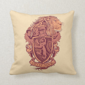 Harry Potter | Gryffindor lejon vapensköld Kudde