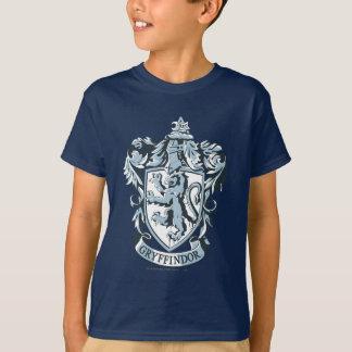 Harry Potter | Gryffindor vapensköldblått T Shirt