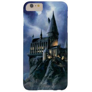 Harry Potter | Hogwarts slott på natten Barely There iPhone 6 Plus Fodral