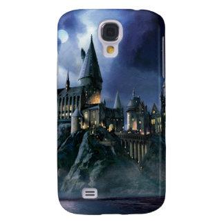 Harry Potter | Hogwarts slott på natten Galaxy S4 Fodral
