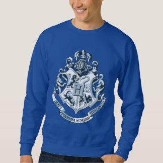 Harry Potter | Hogwarts vapensköld - blått Långärmad Tröja